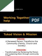 Tukod Vision Mission & Models I