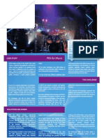 Case Study - PRS for Music European Support Centre