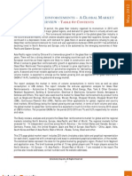 Glass Fiber Reinforcements – A Global Market Overview