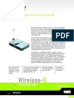 WPS54G Datasheet Rev NC,0