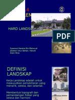 Hard Landscape