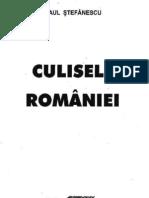 Paul Stefanescu - Culisele Romaniei 1