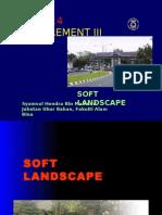 Soft Landscape