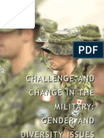 Challenge and Change in the Military