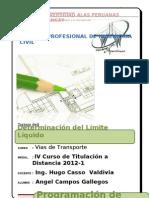 Determinacion Del Limite Liquido-trabajo Angel Campos