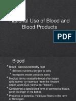 Blood HO Training Module