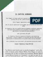 El Capital Humano en PDF
