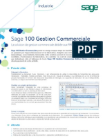 Sage 100 Gestion Commerciale Industrie Internet