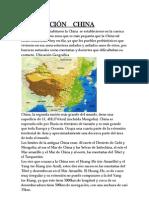 Educación en la china