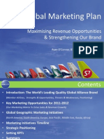 Global Marketing Plan 2