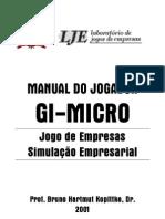 Manual Do Jogador GI-MICRO
