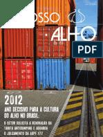 Revista Nosso Alho - Abril de 2012
