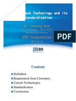 ZTE IP Traceback Technology