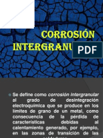 Corrosión