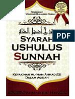 Syarah Ushulus Sunnah - Walid Bin Muhammad Nubaih