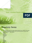 Gcse – Chemistry Revision Notes