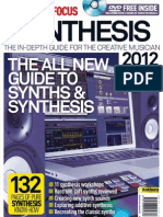 Music Tech Focus - Synthesis 2012