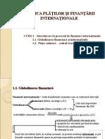 CURS 1 Tehnica Platilor Si Fin Inter Nation Ale