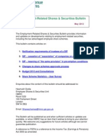 HMRC Bulletin - May 2012