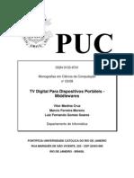 Comparacion de Sistemas de Tv Digital