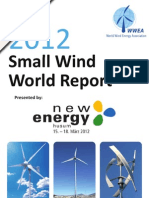WWEA Small Wind World Report Summary 2012