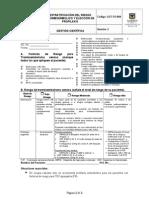 GCF-FO-004 Estratificación del Riesgo Tromboembólico y de Eleccion de Profilaxis