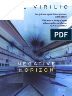 Paul Virilio - Negative Horizon