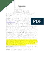 Memorandum to Coaches_Outdoor Track_120501 Rev