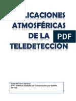 Aplicaciones Atmosfericas de La Teledeteccion Victornavarro-sistemas Globales