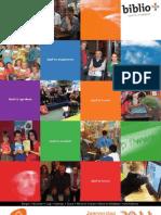Jaarverslag 2011 - BiblioPlus