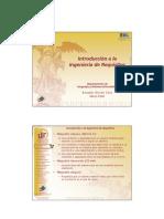 JII - Introducción a la Ingeniería de Requisitos [2006-03]