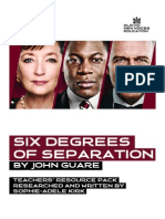 Six Degrees of Separation Teachers' Pack