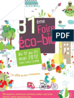 Programme complet de la Foire éco-bio 2012