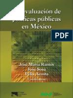 Libro Evaluacion Politicas Publicas