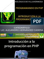 1 Program an Do en PHP 2012