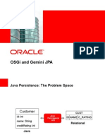 OSGi JPA Spec and Gemini JPA