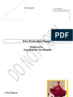 Fire Protection Pump