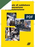Manuale Di Saldatura Per Manutenzione_riparazione