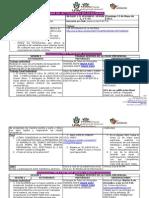 TALLER ORTOGRAFÍA AGENDA SEMANAL 13-05-12