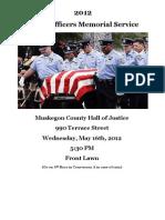 Police Officer Memorial Flier 2012 (3)