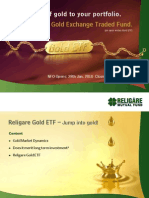 Religare Gold Etf