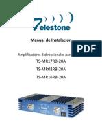 Manual Telestone
