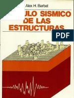 Cálculo sísmico de las estructuras Escrito por Álex H. Barbat
