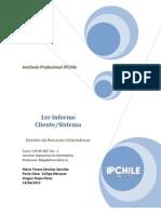 1er Informe Cliente-Sistema _Revisión 2