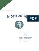 Informe Vygotsky