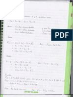 Deduccion de Formulas Para Errores (Metodos)