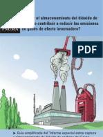 Resumen Captura y Almacenamiento CO2
