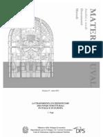 La trasparenza sui beneficiari dei Fondi Strutturali in Italia e in Europa