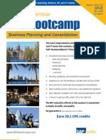 BPC Bootcamp Seminar