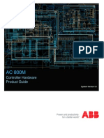 3BSE036352-510 - En AC 800M 5.1 Controller Hardware Product Guide